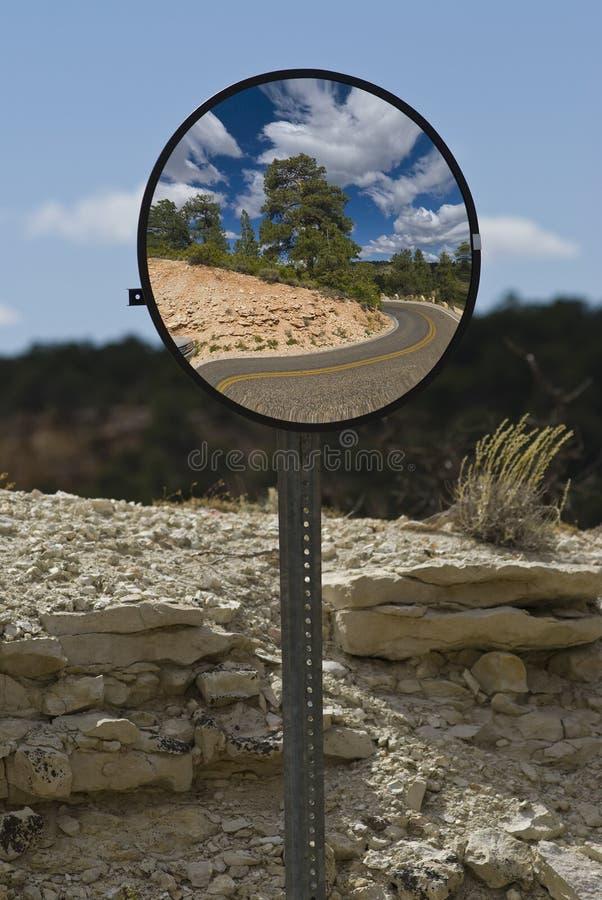 Vue de derrière photo libre de droits