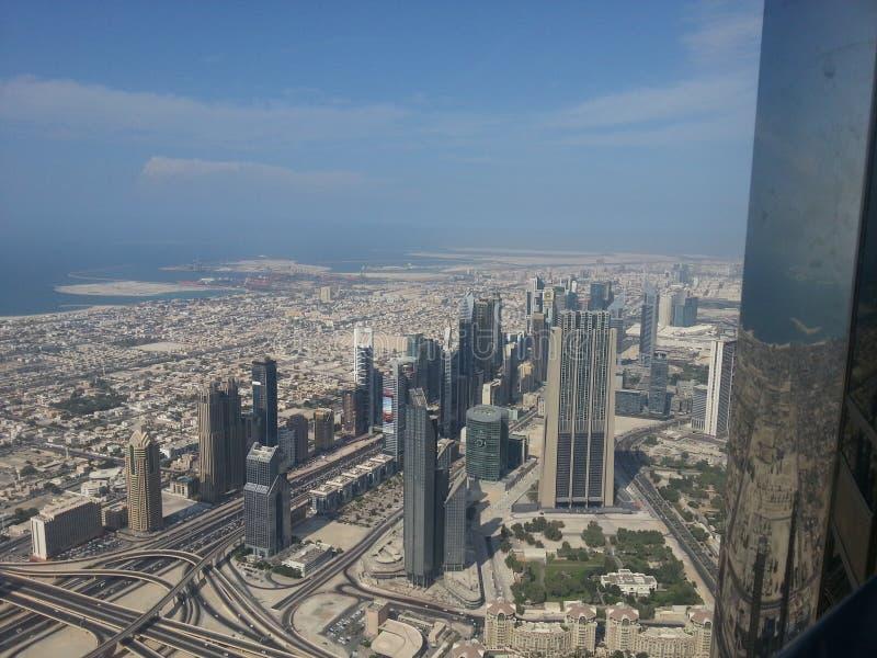 Vue de Dubaï photos stock