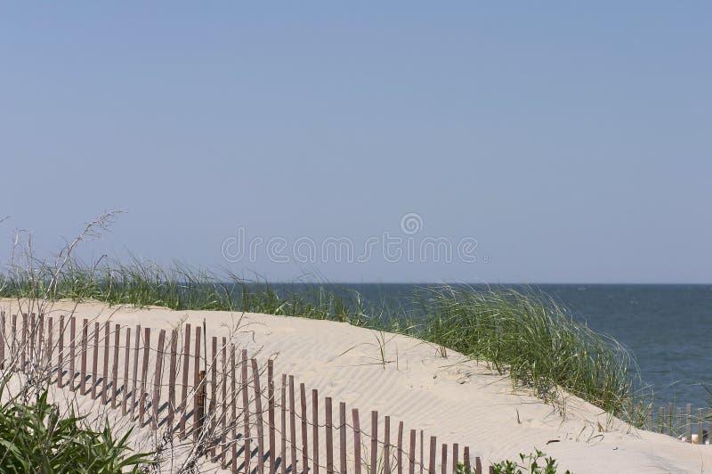 Vue de dune photos libres de droits