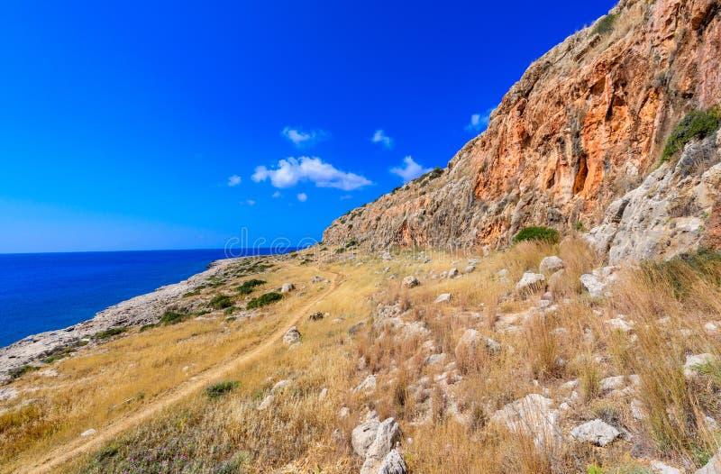 Vue 6 de greco de cap image stock