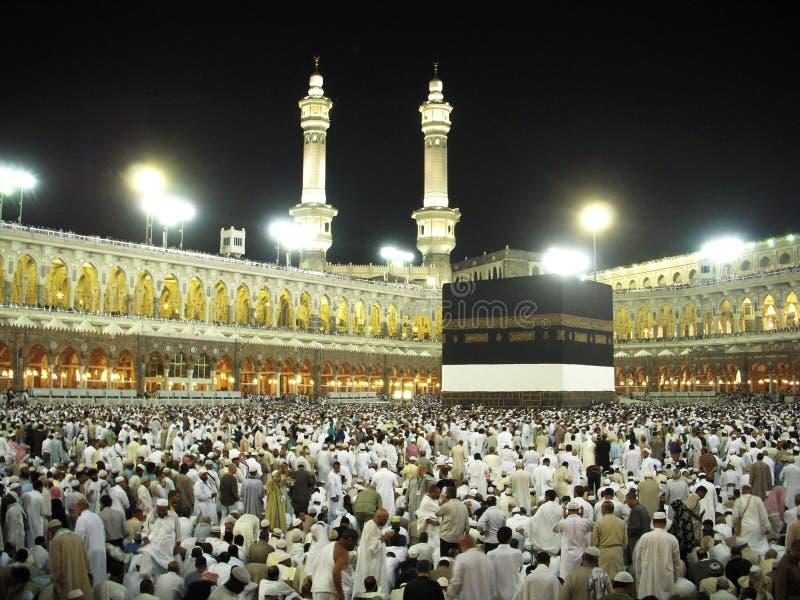 Vue de Kaaba photos stock