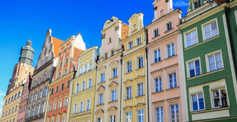 Download Vue De L'architecture Historique Rénovée Image stock - Image du historique, poland: 76077009