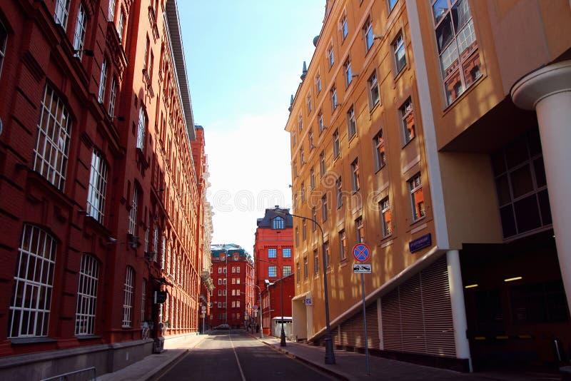 Vue de l'ensemble architectural photographie stock