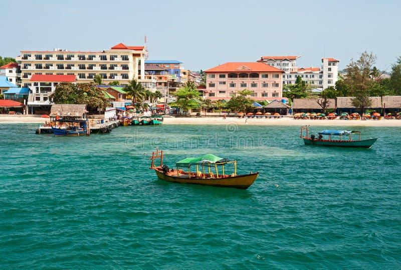 Sihanoukville photo stock