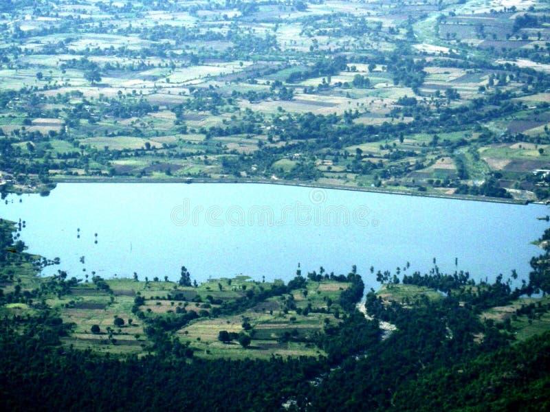 Vue de lac photographie stock libre de droits