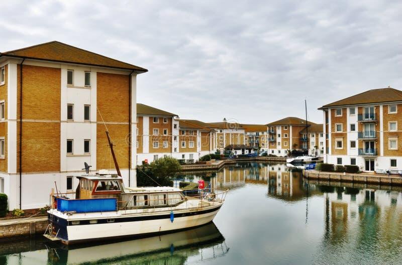 Vue de marina de Brighton photos libres de droits