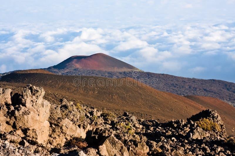 Vue de Mauna Kea photo libre de droits