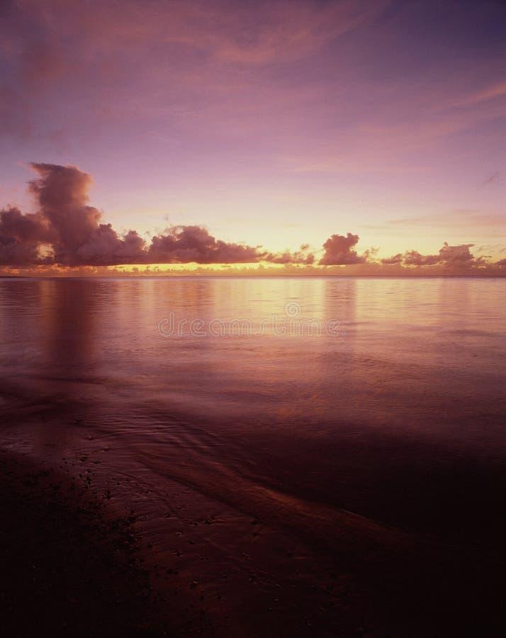 Vue de mer photographie stock libre de droits