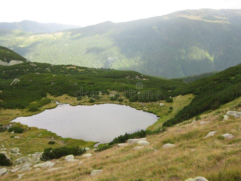 Vue de montagne photos stock