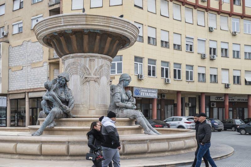 Vue de monument d'Olympia photo libre de droits