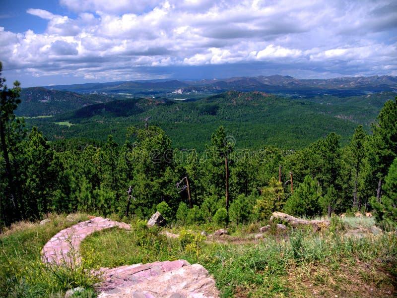 Vue de Mt coolidge photo libre de droits
