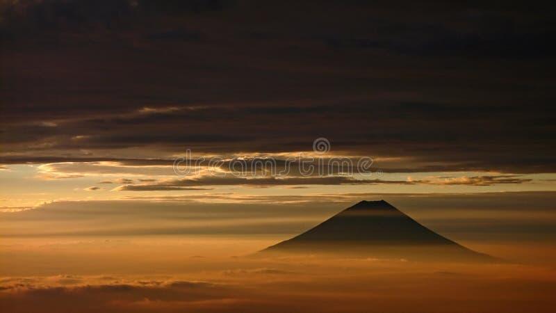 Vue de Mt.Fuji images libres de droits