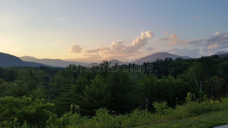 Vue de New Hampshire images stock