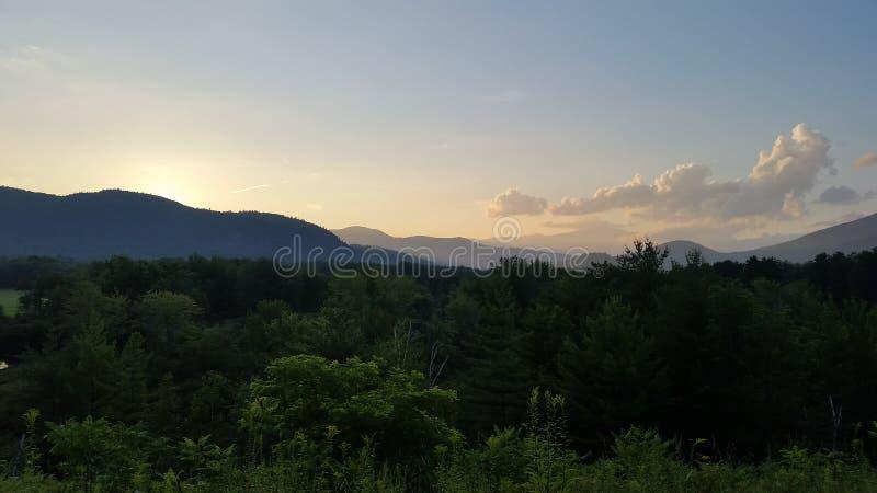 Vue de New Hampshire photos stock