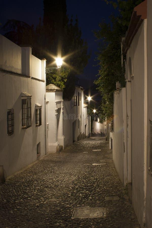 Download Vue De Nuit De Rue San José Image stock - Image du banlieue, dela: 56488879