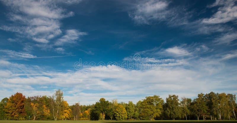 Vue de Parkland images stock