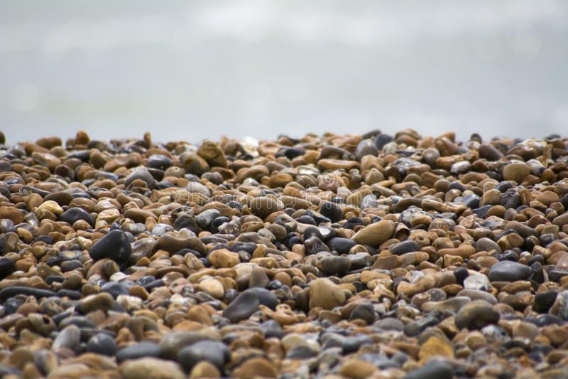 Vue de Pebble Beach image stock