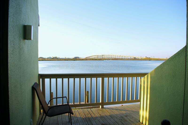 Vue de pont commémoratif de JFK Mausway de vue de Punta image stock