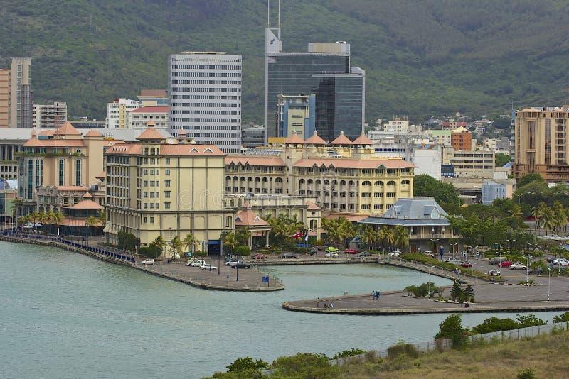 Download Vue De Port-Louis, Îles Maurice Photographie éditorial - Image du port, ville: 45357562