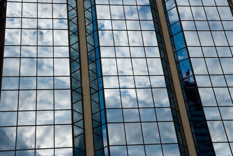 Vue de rue, centre-ville, Toronto, Ontario, Canada image stock