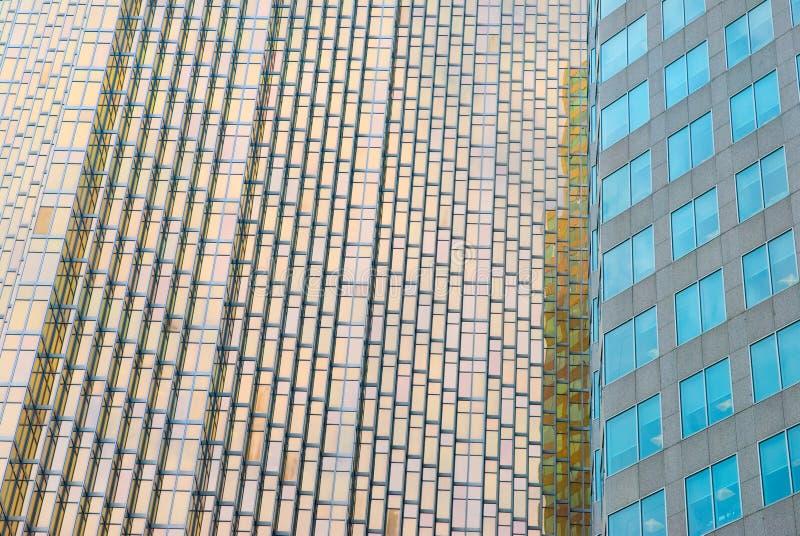 Vue de rue, centre-ville, Toronto, Ontario, Canada images stock
