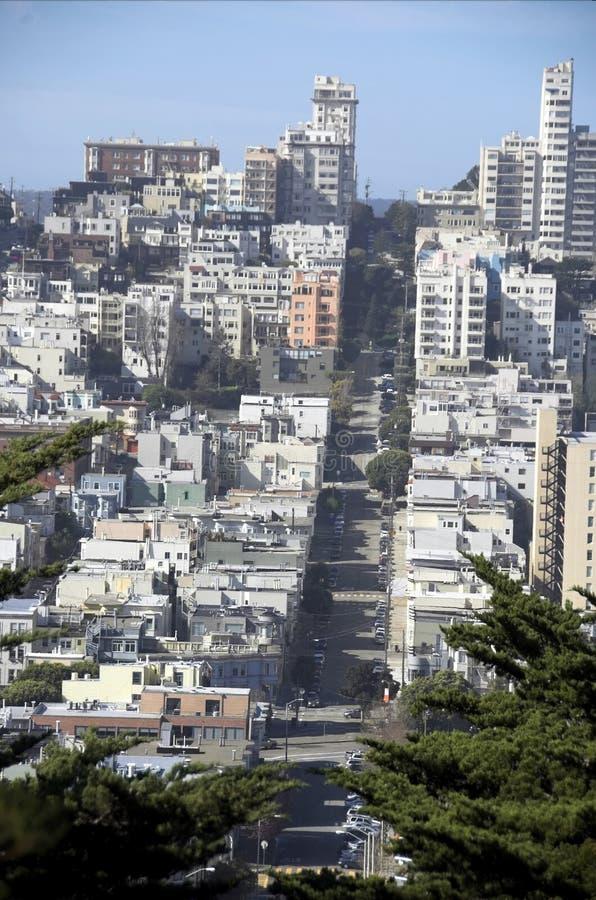 Vue de San Francisco photographie stock