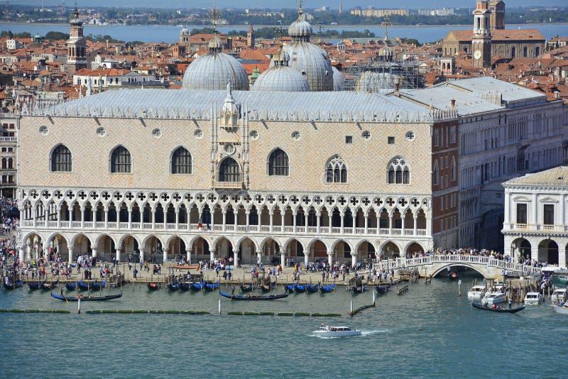 Vue de San Giorgio Maggiore 5 images stock