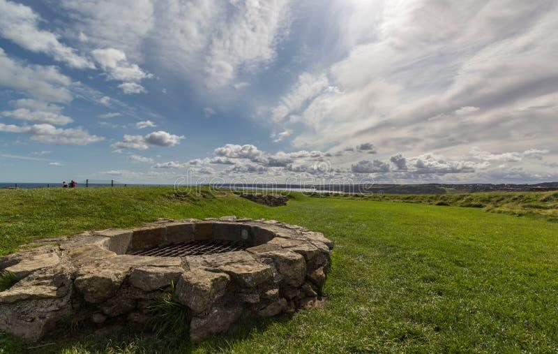 vue de Scarborough image stock