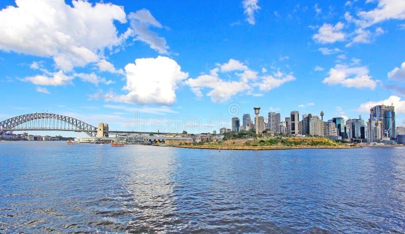 Vue de Sydney image stock
