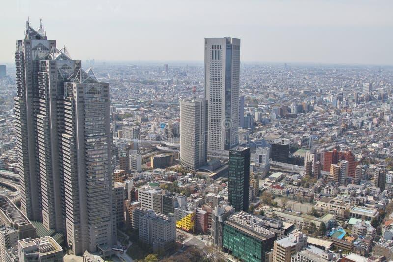 Vue de Tokyo photo libre de droits