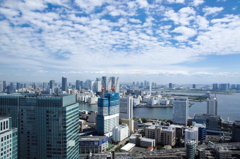 Vue de Tokyo de World Trade Center photos stock