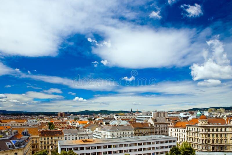Vue de Vienne, Autriche photo stock