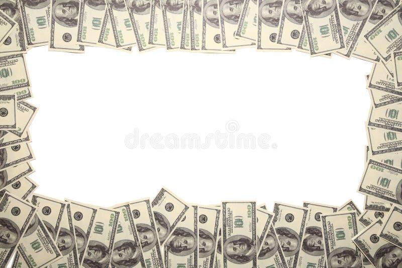 Vue Des Dollars Images libres de droits