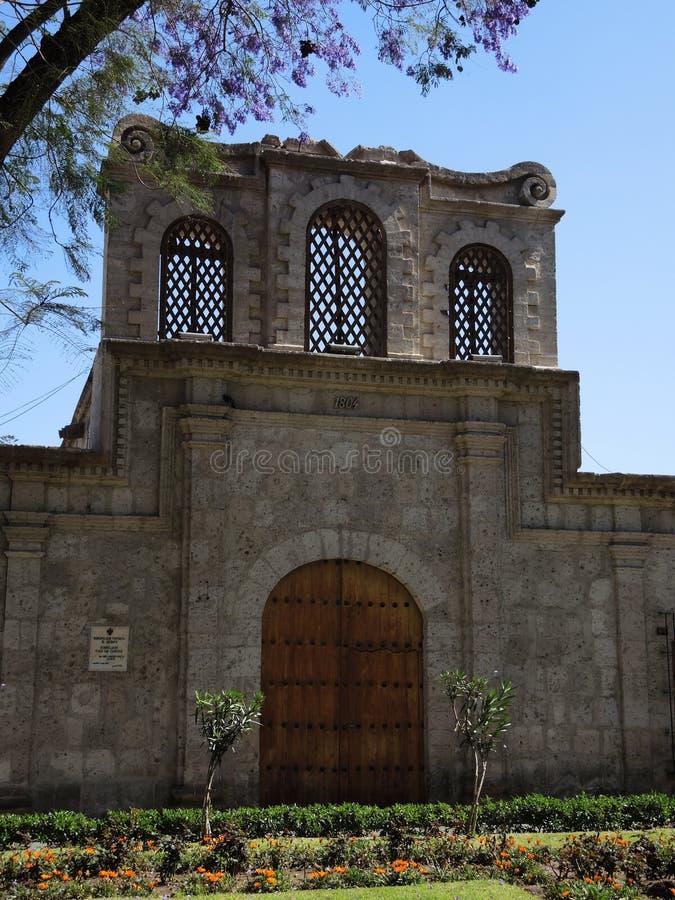 Download Vue Du Colonial Du Centre, Arequipa, Pérou Image éditorial - Image du extérieur, amérique: 77163175