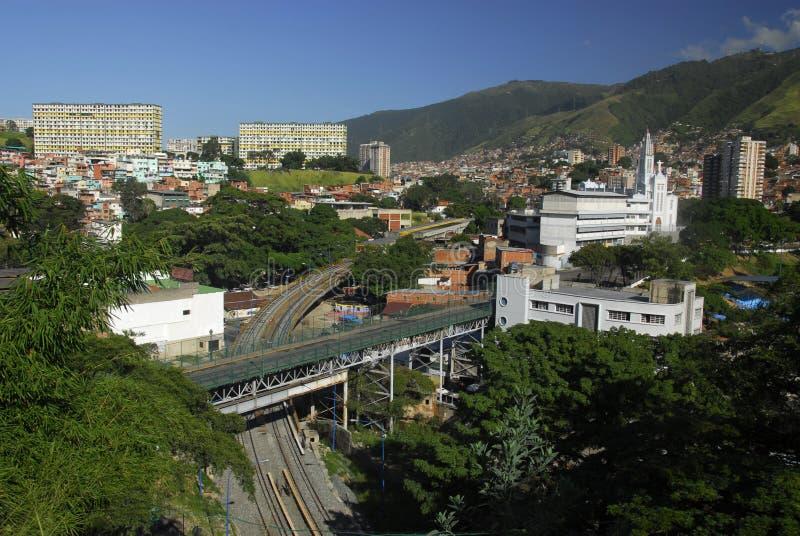 Vue du palais de Miraflores de garniture de côte image stock