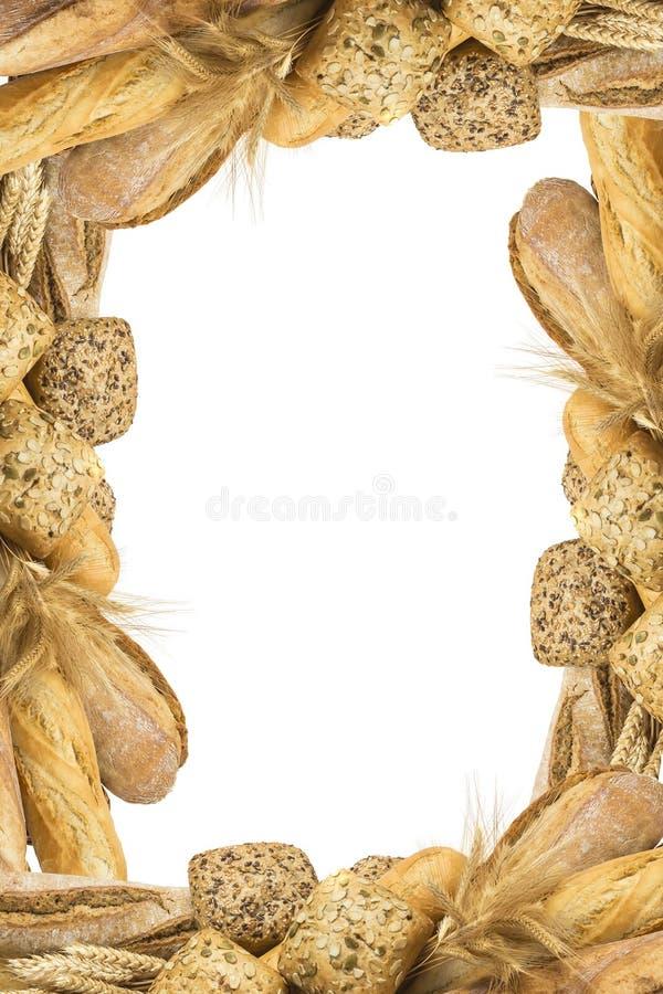 Vue faite de pain photos stock