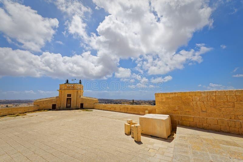 Download Vue Grande-angulaire De La Place De Citadelle, Victoria, Gozo Photo stock - Image du citadelle, église: 77159276