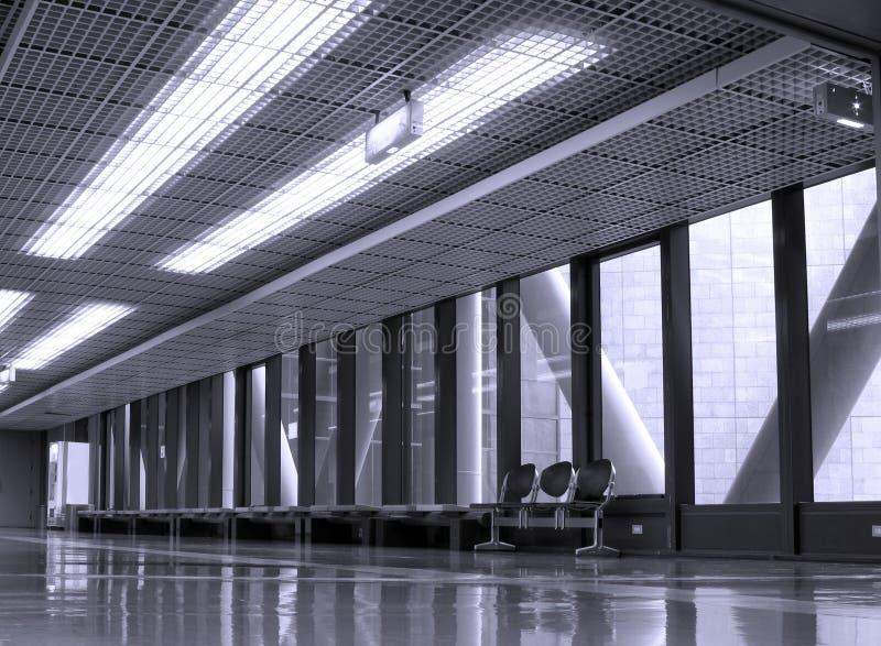 Vue intérieure moderne photographie stock