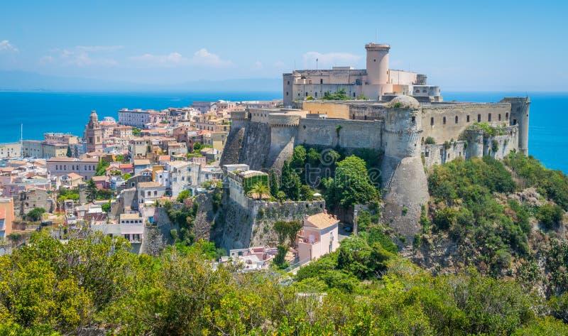 Vue panoramique dans Gaeta, province de Latina, Latium, Italie centrale photo libre de droits