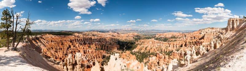 Vue panoramique de Bryce Canyon photos libres de droits