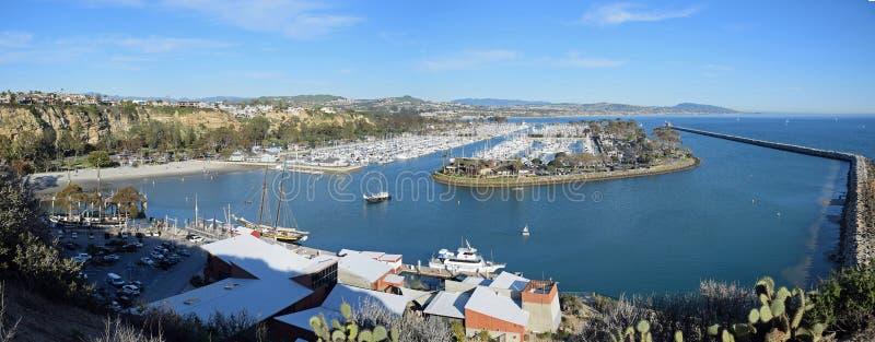 Download Vue Panoramique De Dana Point Harbor, Cali Du Sud Photo stock - Image du seaside, brise: 87701536