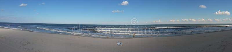Vue panoramique de l'océan photos stock