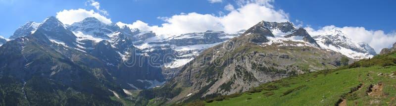 Vue panoramique très grande photos libres de droits