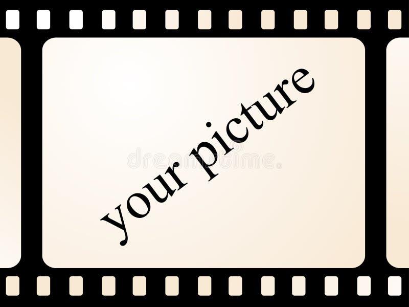 Vue pour la photo illustration stock