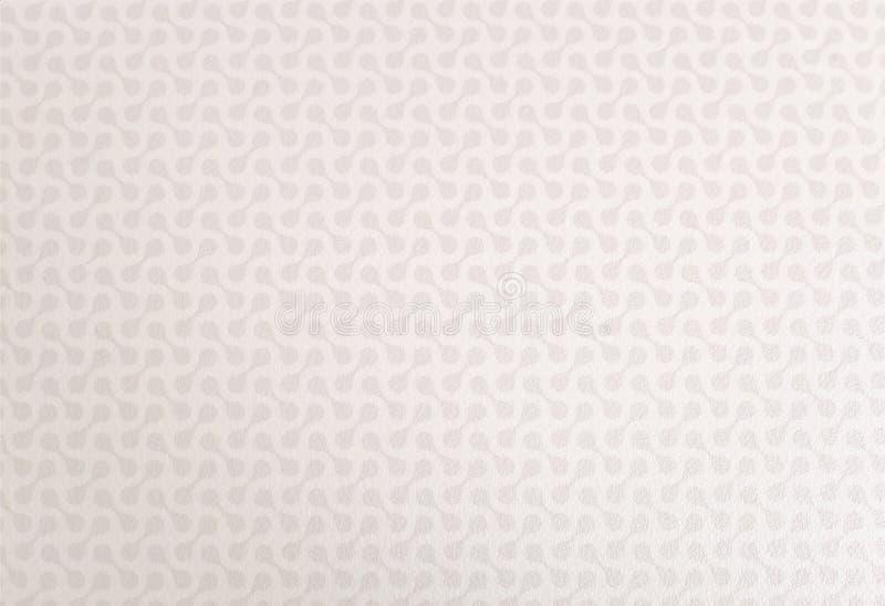 Vue supérieure de texture géométrique beige images stock