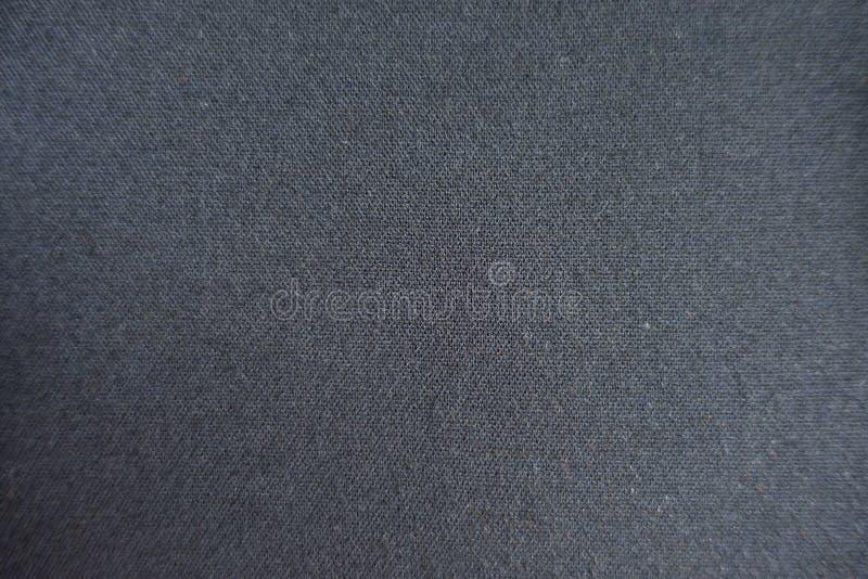 Vue supérieure de tissu visqueux gris-foncé photographie stock libre de droits