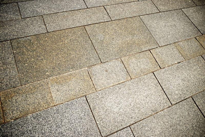 Vue sur l'étage en pierre photo libre de droits