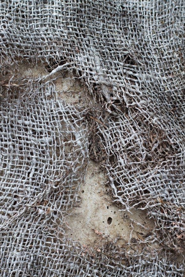 Download Vue Sur Le Filet Sur L'asphalte Photo stock - Image du abstrait, structure: 76079436