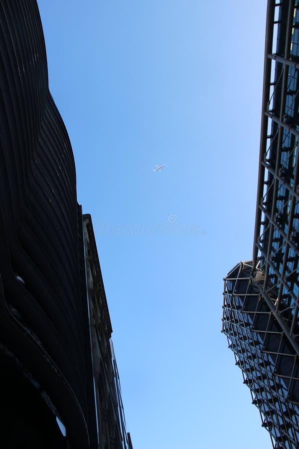 vuelo foto de archivo