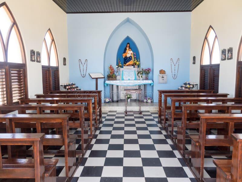 Vues autour d'Alto Vista Chapel images libres de droits